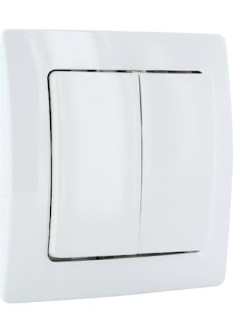 Schwaiger 1-fach/2-fach Funkwandschalter für eine kaufen