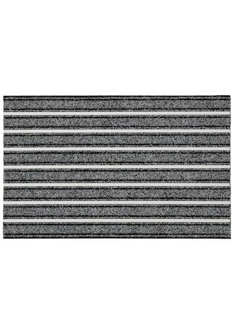 Fußmatte, »Alustar«, HANSE Home, rechteckig, Höhe 13 mm, maschinell getuftet kaufen