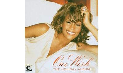 Musik-CD »ONE WISH-THE HOLIDAY ALBUM / HOUSTON, WHITNEY« kaufen