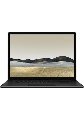 Microsoft Surface Laptop3 15 8GB / 256GB Ryzen 5 Mattschwarz Notebook (38 cm / 15 Zoll, AMD,Ryzen 5, 256 GB SSD) kaufen