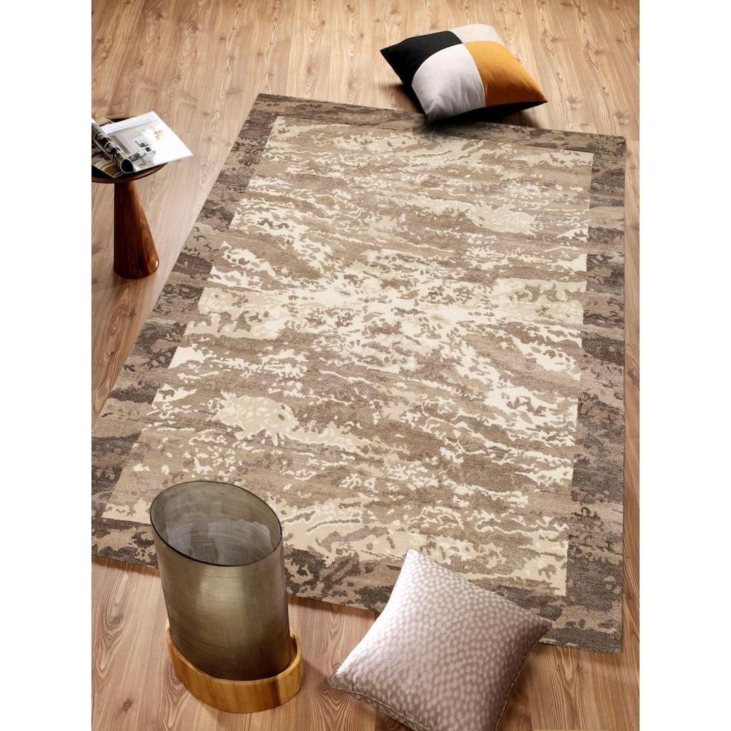 OCI DIE TEPPICHMARKE Teppich »Award Siri«, rechteckig, 15 mm Höhe, handgeknüpft, Wohnzimmer
