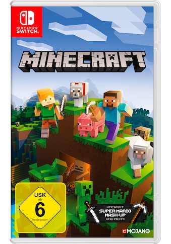 Minecraft: Nintendo Switch Edition Nintendo Switch kaufen