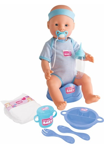 SIMBA Babypuppe »New Born Baby«, (9 tlg.) kaufen
