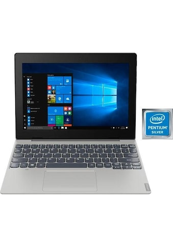Lenovo IdeaPad D330  -  81H300BBGE Convertible Notebook (25,65 cm / 10,1 Zoll, Intel,Pentium Silber) kaufen