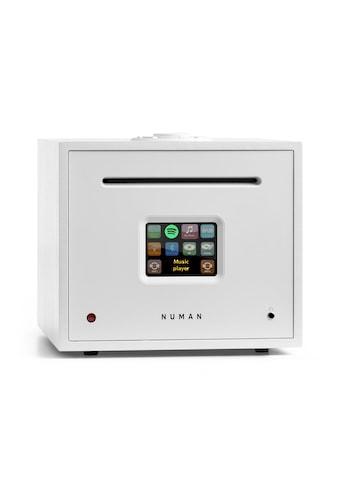 NUMAN Stereoanlage CD Player Verstärker Receiver DAB+ Internetradio »Unison Reference« kaufen