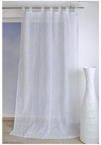 Kutti Vorhang »Jasmin«, HxB: 245x135 kaufen
