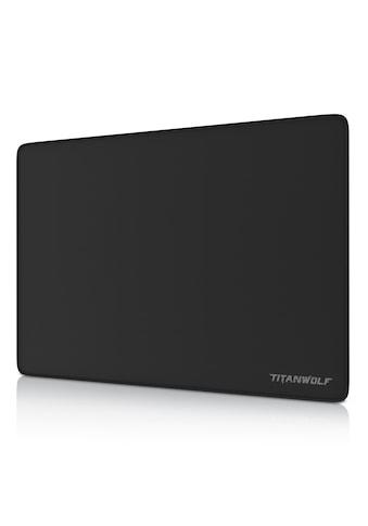 Titanwolf Speed Gaming Mauspad 350 x 250mm kaufen