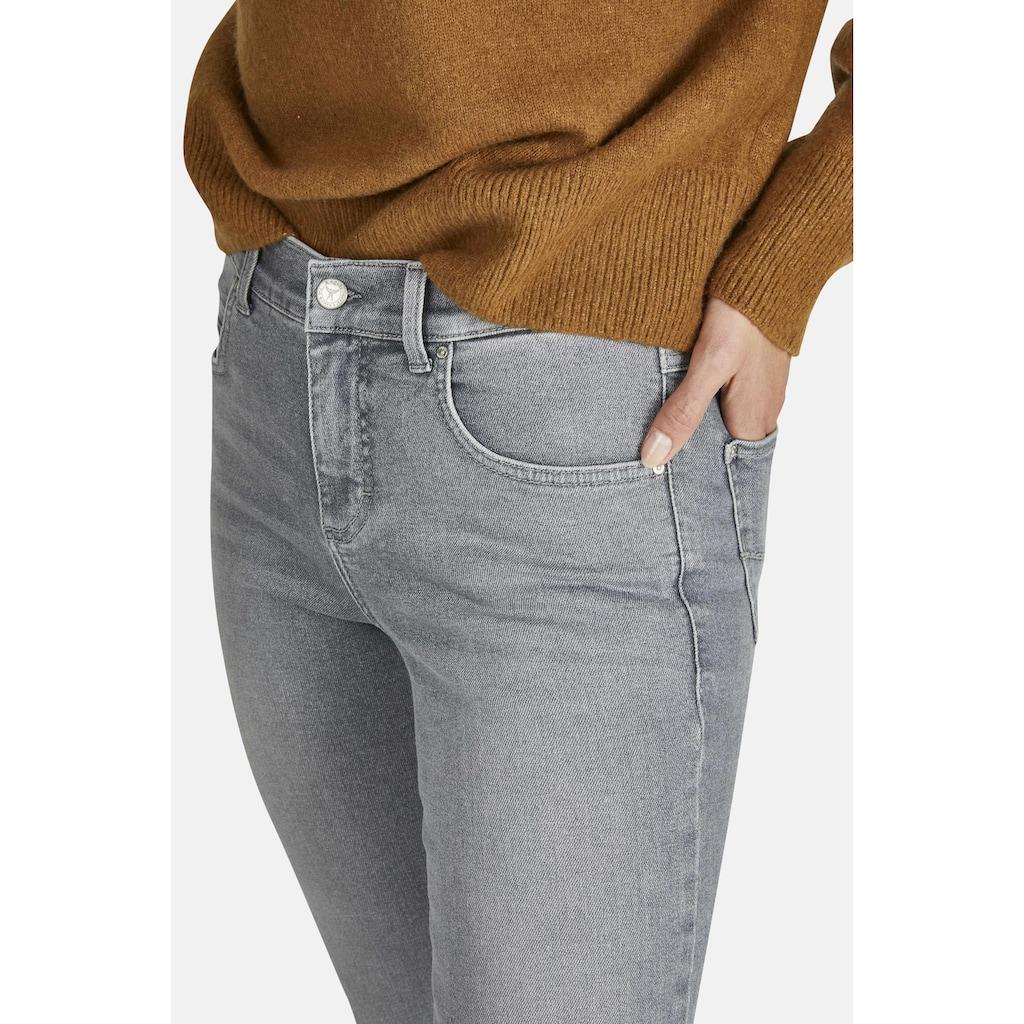 ANGELS Straight-Jeans, im Used-Look