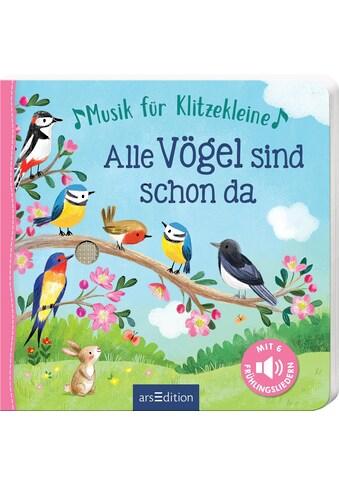 """Buch »Musik für Klitzekleine - Alle Vögel sind schon da / Gerald """"Greulix"""" Schrank, Ag... kaufen"""