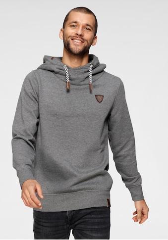 John Devin Kapuzensweatshirt, mit markantem Kordelzug kaufen