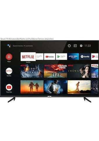 TCL 65P616 LED - Fernseher (164 cm / (65 Zoll), 4K Ultra HD, Smart - TV kaufen