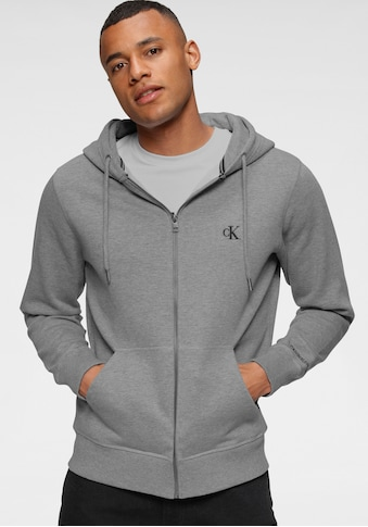 Calvin Klein Jeans Kapuzensweatjacke »CK ESSENTIAL REG ZIP THROUGH« kaufen