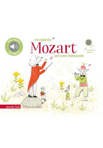 Buch »Ich entdecke Mozart und seine Instrumente / Delphine Renon, Christiane Lawall« kaufen