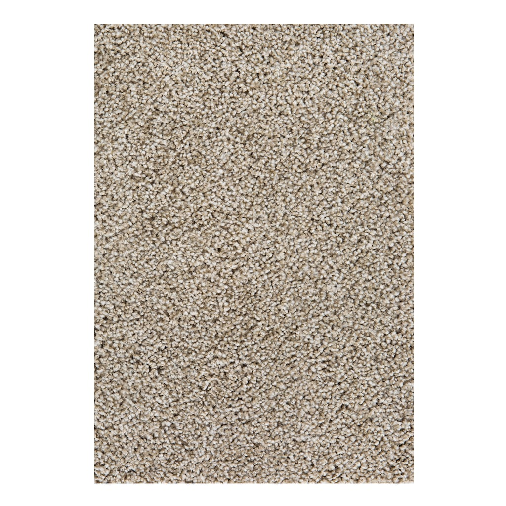 Andiamo Teppichboden »Anne schlammfarben«, rechteckig, 10 mm Höhe, Meterware, Breite 400 cm, antistatisch, schallschluckend