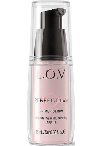 L.O.V Primer »PERFECTITUDE primer serum« kaufen