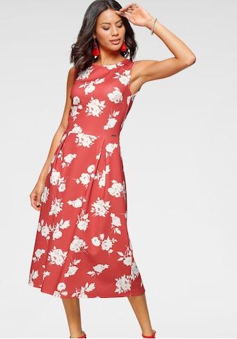Bruno Banani Jerseykleid, in feminer Silhouette kaufen