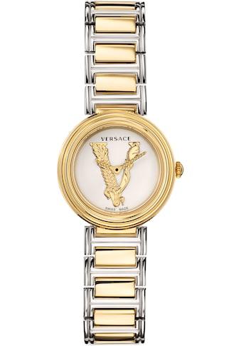 Versace Schweizer Uhr »V-VIRTUS MINI, VET300721« kaufen