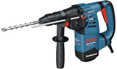 BOSCH PROFESSIONAL Bohrhammer »GBH 3 - 28 DFR«, 800 Watt, SDS - Plus, im Koffer kaufen