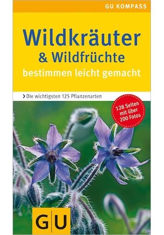 Buch »Wildkräuter & Wildfrüchte bestimmen leicht gemacht / DIVERSE« kaufen