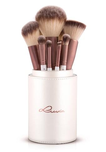 Luvia Cosmetics Kosmetikpinsel-Set »Prime Vegan«, (15 tlg., inkl. Pinselhalter), vegan kaufen