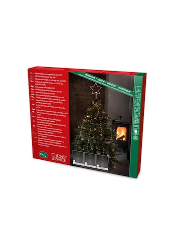 KONSTSMIDE LED Baummantel mit Top - Stern kaufen