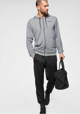 adidas Performance Trainingsanzug »MEN TRACKSUIT LINEAR HOODY« (Set, 2 tlg.) kaufen