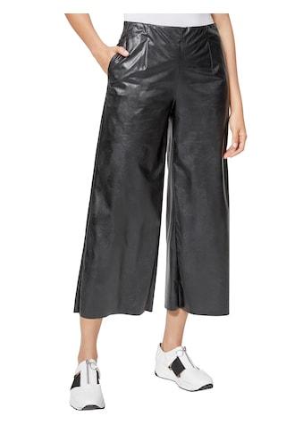Culotte in topmodischem Leder - Imitat kaufen