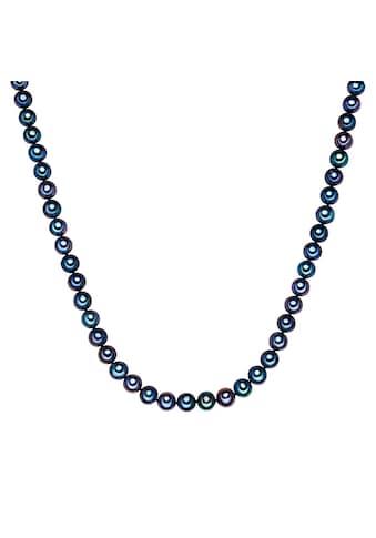 Valero Pearls Perlenkette »A1048«, (1 tlg.), aus Süßwasser-Zuchtperlen kaufen
