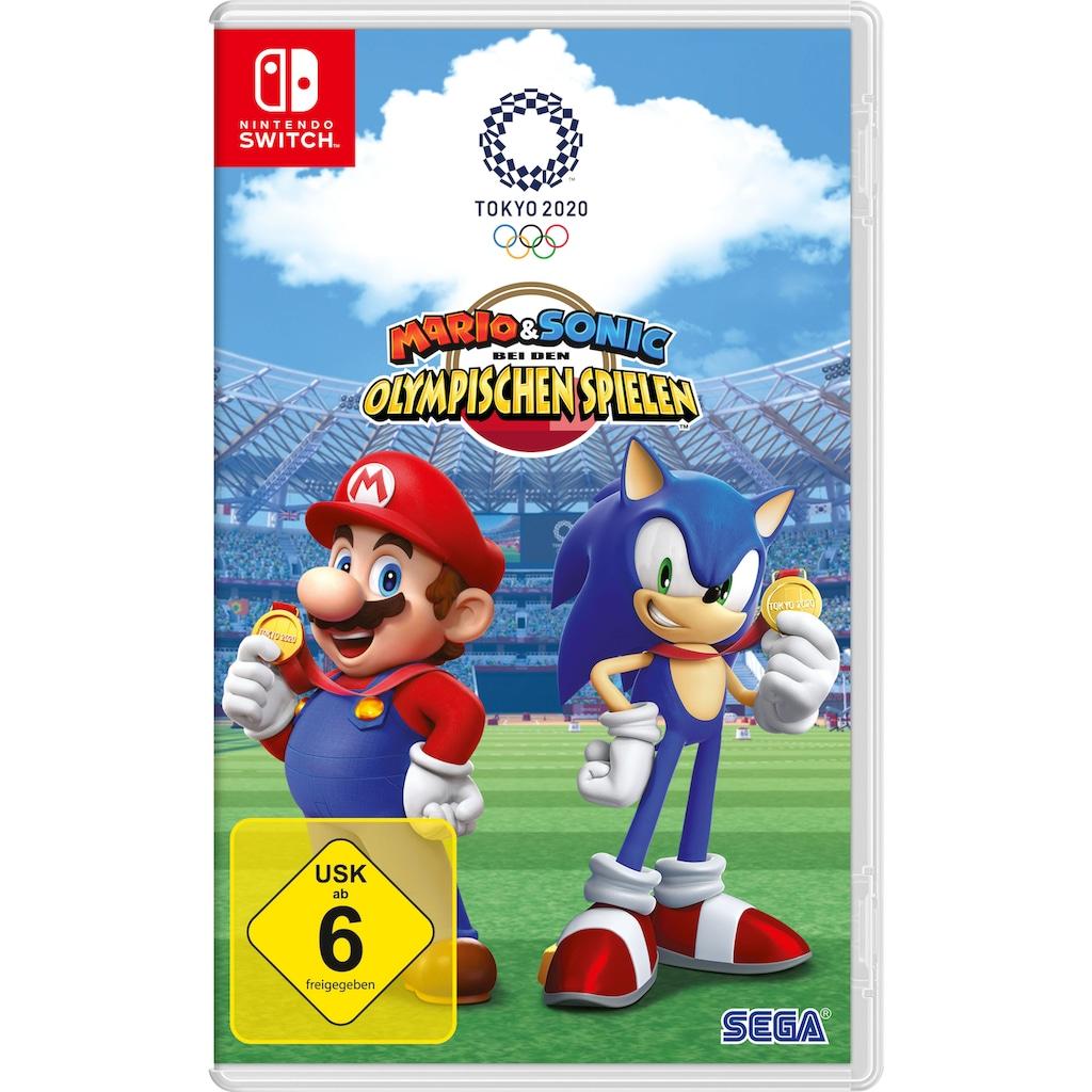 Nintendo Switch Spiel »Mario & Sonic bei den Olympischen Spielen«, Nintendo Switch