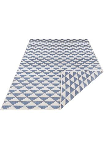 bougari Teppich »Tahiti«, rechteckig, 5 mm Höhe, In- und Outdoor geeignet,... kaufen