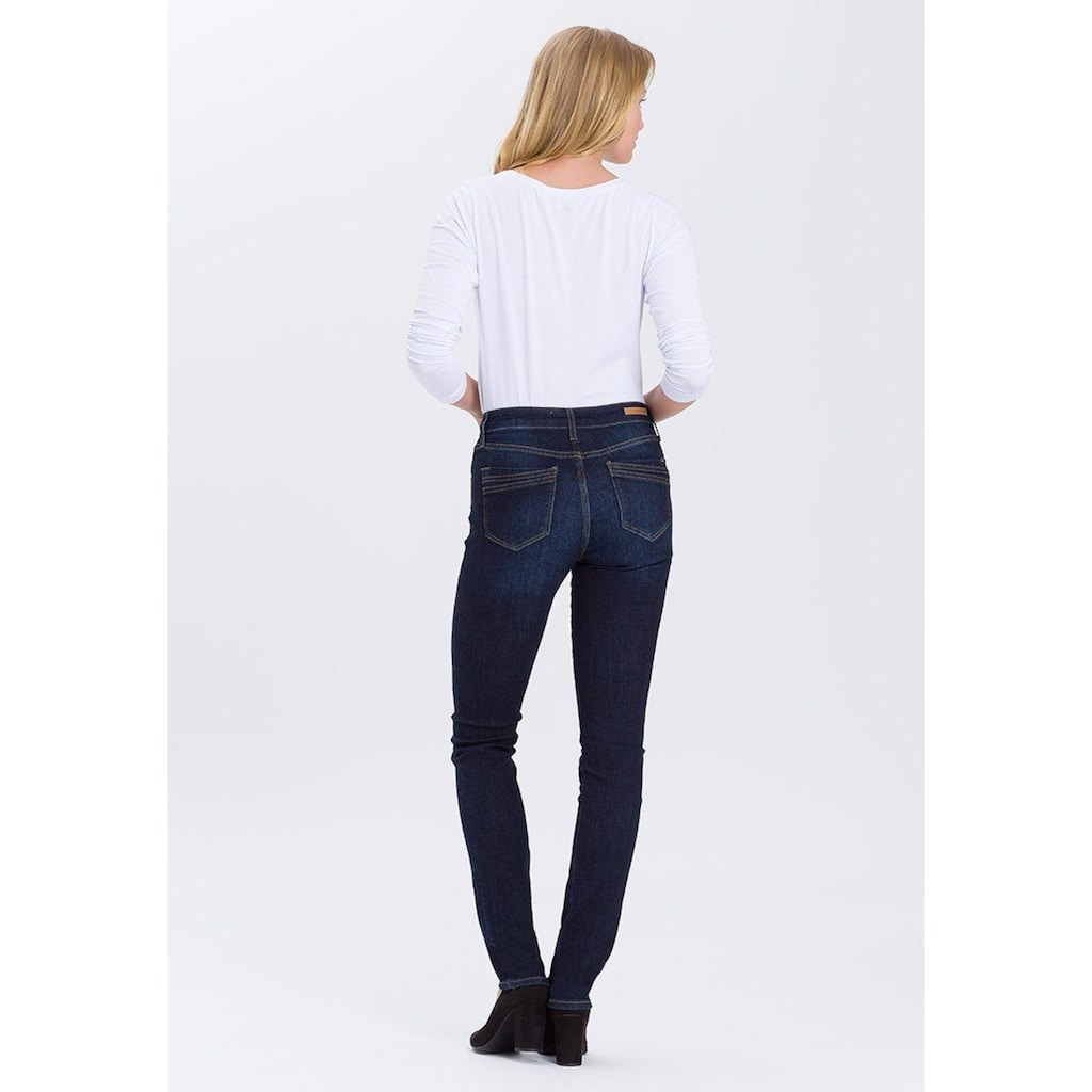 Cross Jeans® Slim-fit-Jeans »Anya«, trendige Waschungen