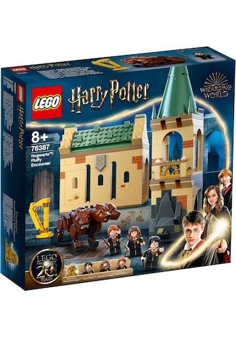 LEGO® Konstruktionsspielsteine »Hogwarts™: Begegnung mit Fluffy (76387), LEGO® Harry... kaufen
