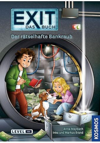 Buch »EXIT - Das Buch: Der rätselhafte Bankraub / Inka Brand, Markus Brand, Anna... kaufen