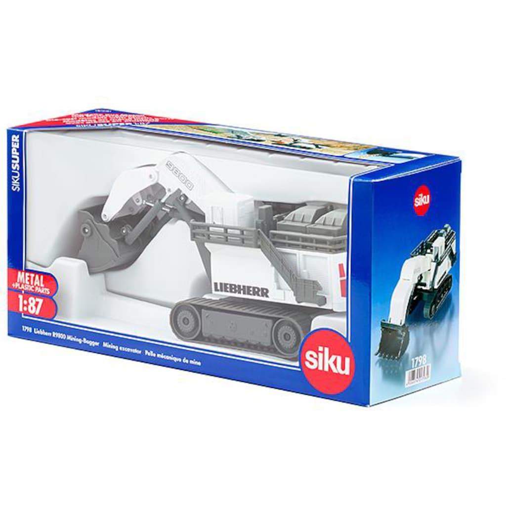 Siku Spielzeug-Bagger »SIKU Super, Liebherr R9800«