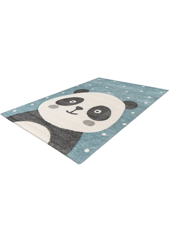 Arte Espina Kinderteppich »Amigo 522«, rechteckig, 15 mm Höhe, Panda Bär Motiv kaufen