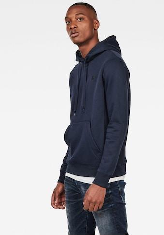 G-Star RAW Kapuzensweatshirt »Premium Hoody« kaufen