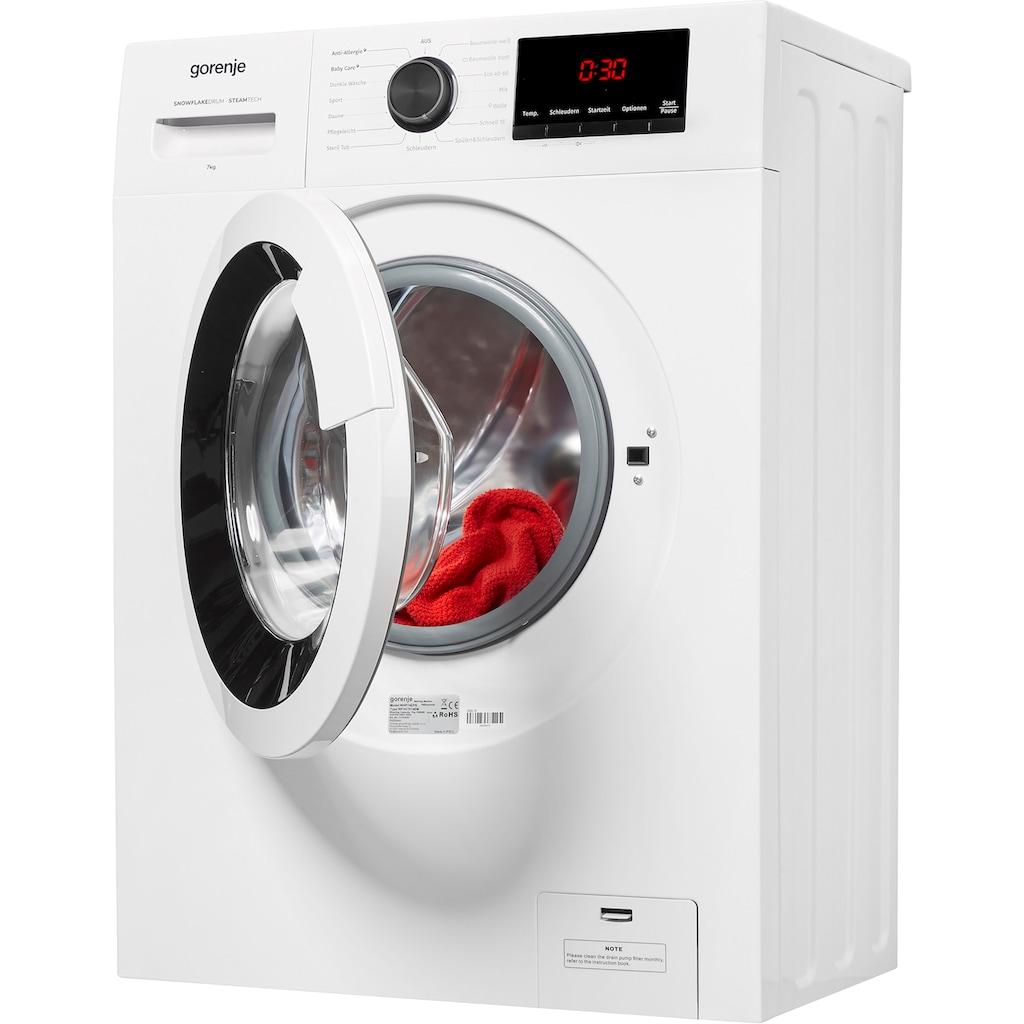 GORENJE Waschmaschine »WHP74EPS«, WHP74EPS