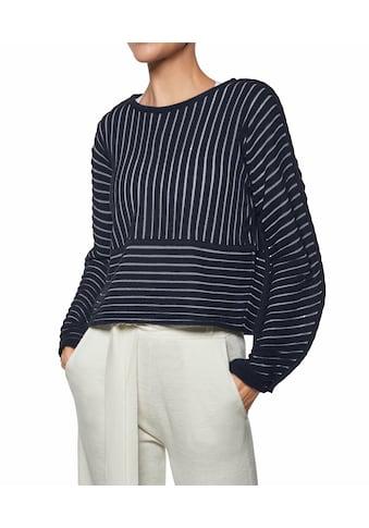 FALKE Trainingspullover »Pullover«, mit feinster Merinowolle kaufen