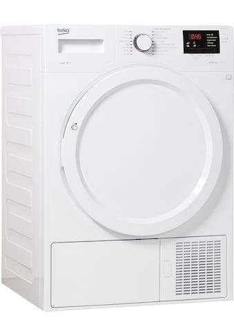 BEKO Wärmepumpentrockner »DS 8433 PA0«, 8 kg, FlexySense kaufen