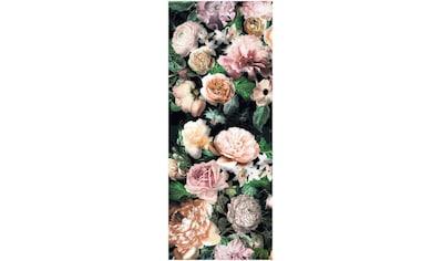 Komar Vliestapete »Victoria Black Panel«, floral kaufen