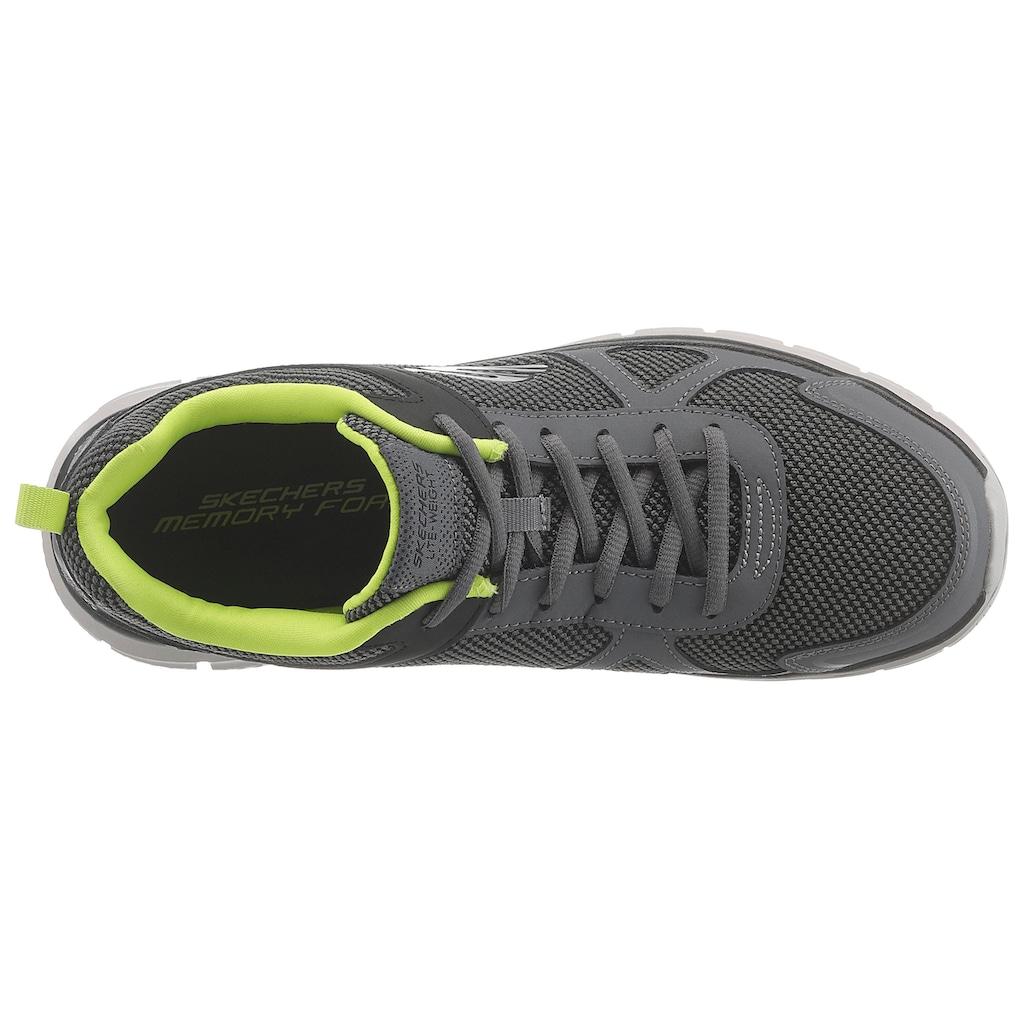 Skechers Sneaker »Track«, mit seitlichem Logo