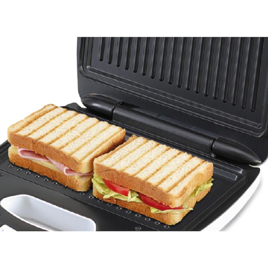 Trisa Sandwichmaker »Tasty Toast«, 750 W