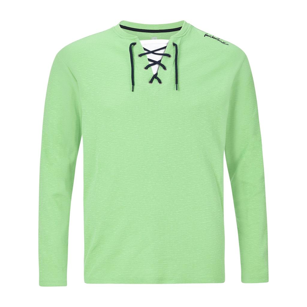 Jan Vanderstorm Sweatshirt »TIARD«, bequemer Komfortschnitt