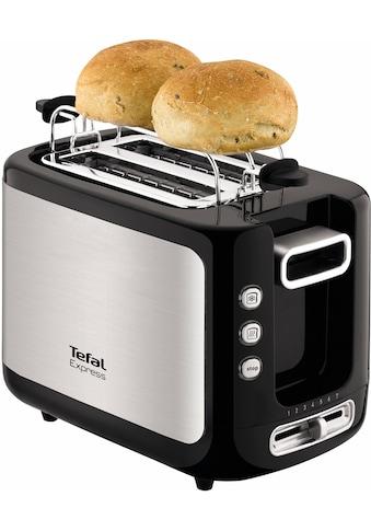 Tefal Toaster »TT3650 Express«, für 2 Scheiben, 850 Watt kaufen