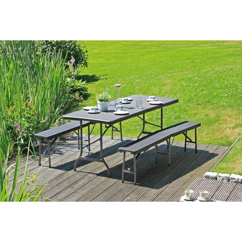 Garden Pleasure Gartentisch »VENTANA«