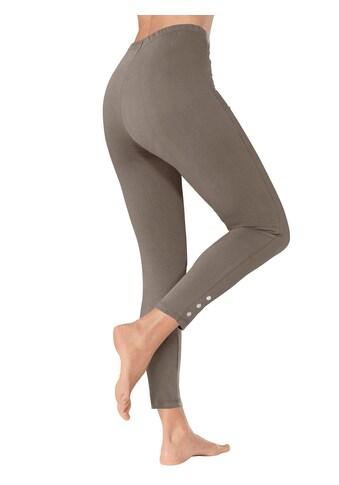 Classic Basics Leggings in Stretch - Qualität kaufen