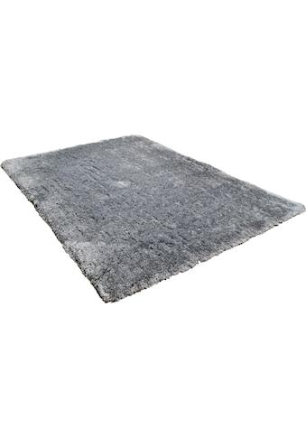 Hochflor - Teppich, »Flokato«, THEKO, rechteckig, Höhe 60 mm, handgetuftet kaufen