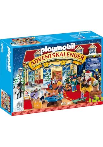 Playmobil® Adventskalender »Weihnachten im Spielwarengeschäft (70188)«, ab 4 Jahren kaufen