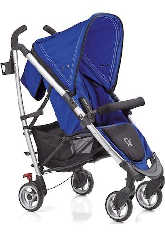 Gesslein Kinder-Buggy »S1 Swift, Ultramine«, mit schwenkbaren Vorderrädern kaufen