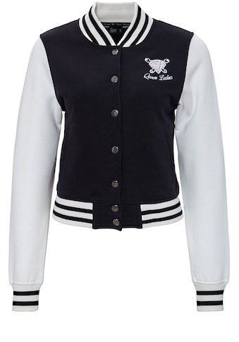 QueenKerosin Collegejacke kaufen